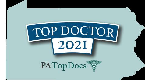 PA Top Doctors 2021.